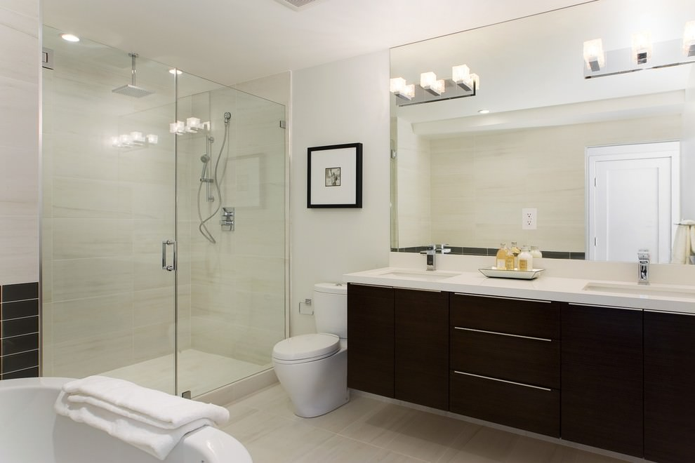 23 four seasons bathroom designs decorating ideas for Classy designs