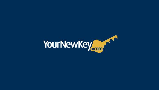 key logo for real estate websites