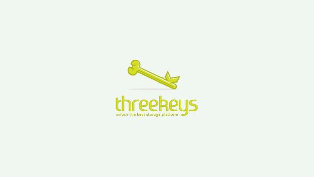 logo design for threekeys