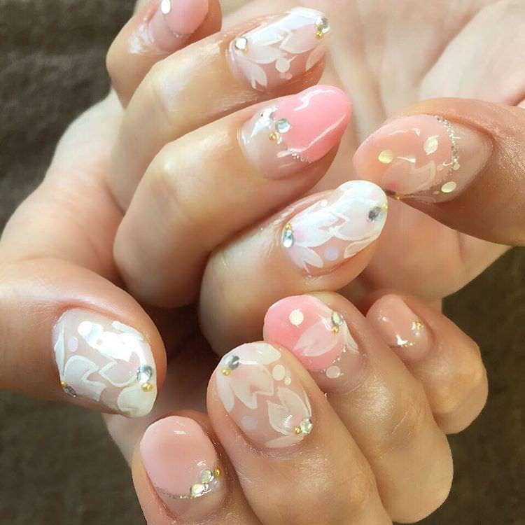 Designs Pink Nails