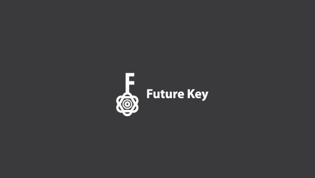 nice logo design for futurekey