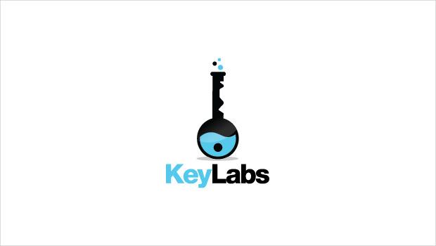 logo design for key labs