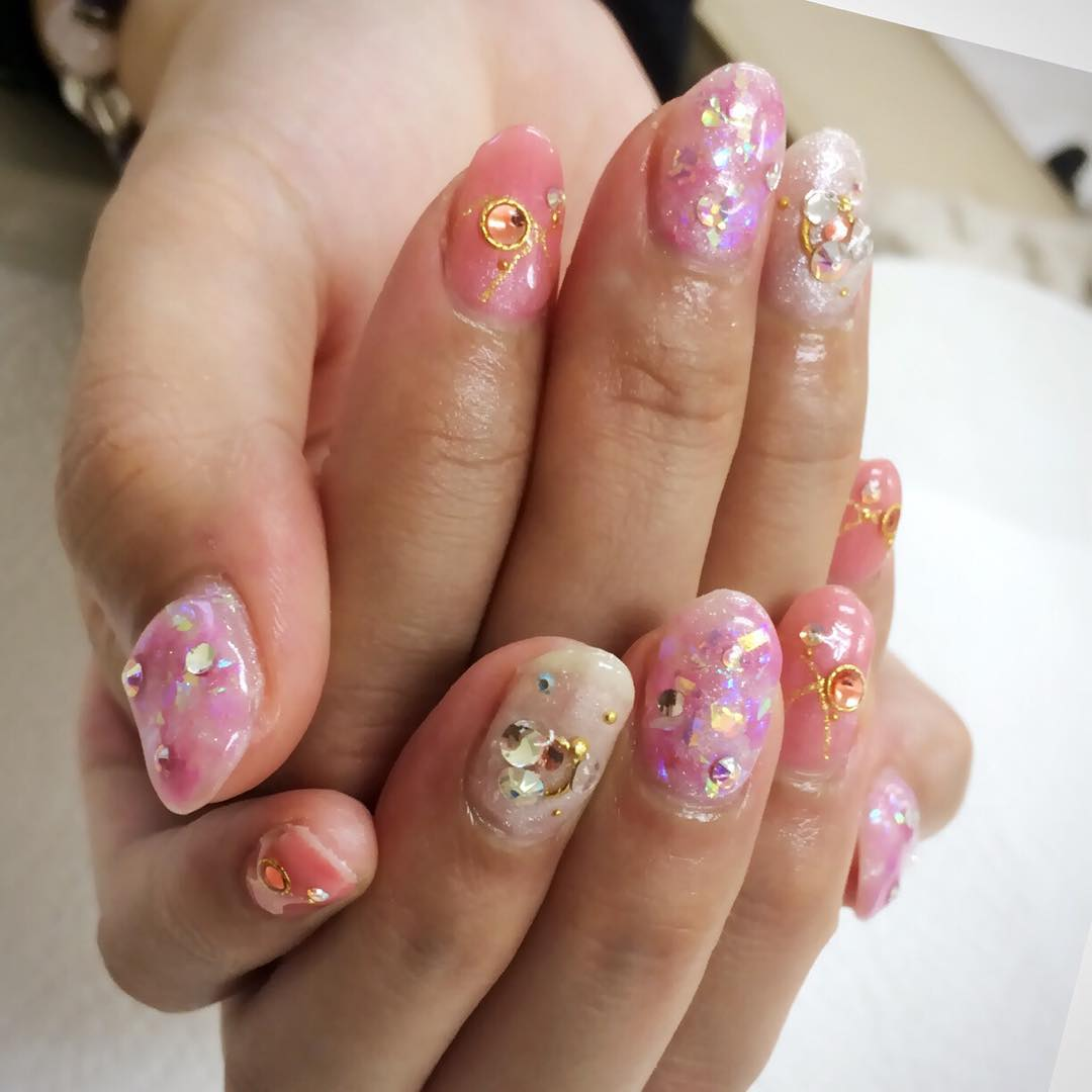29+ Japanese Nail Art Designs , Ideas | Design Trends - Premium PSD ...