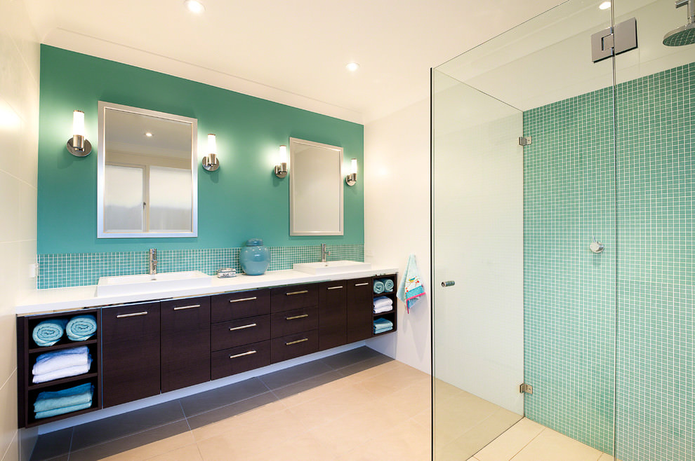 Curbless Shower Place Designs