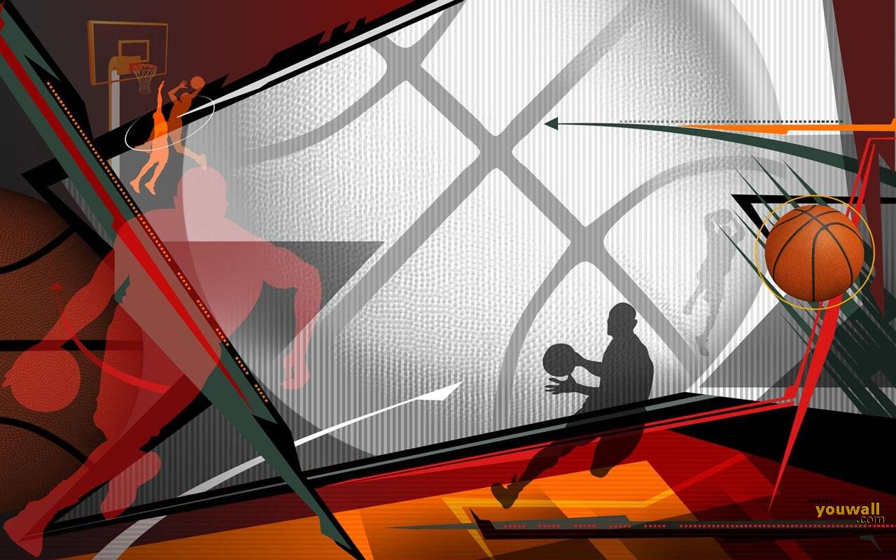 stunning basketball wallpaper