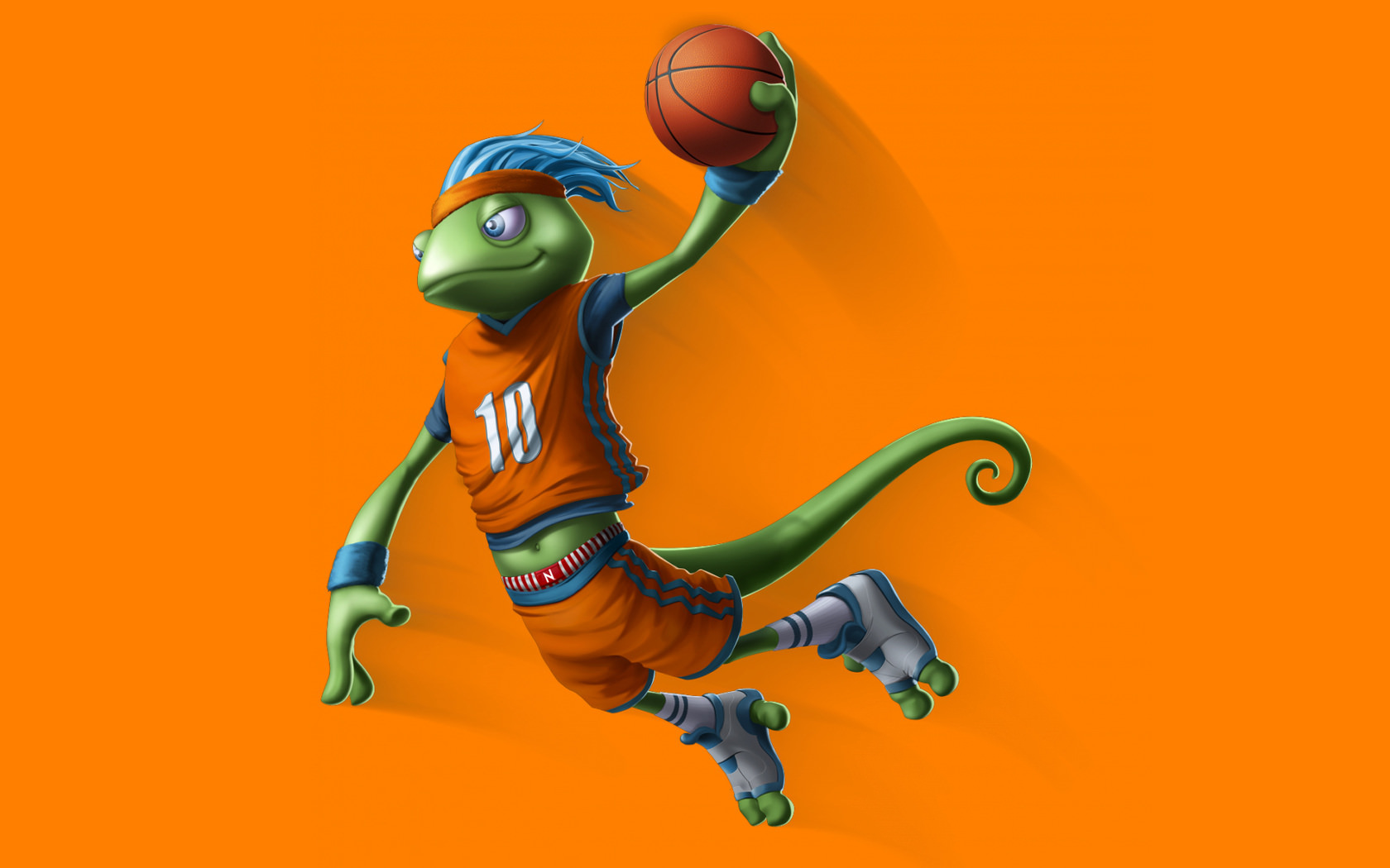 3d basketball wallpaper
