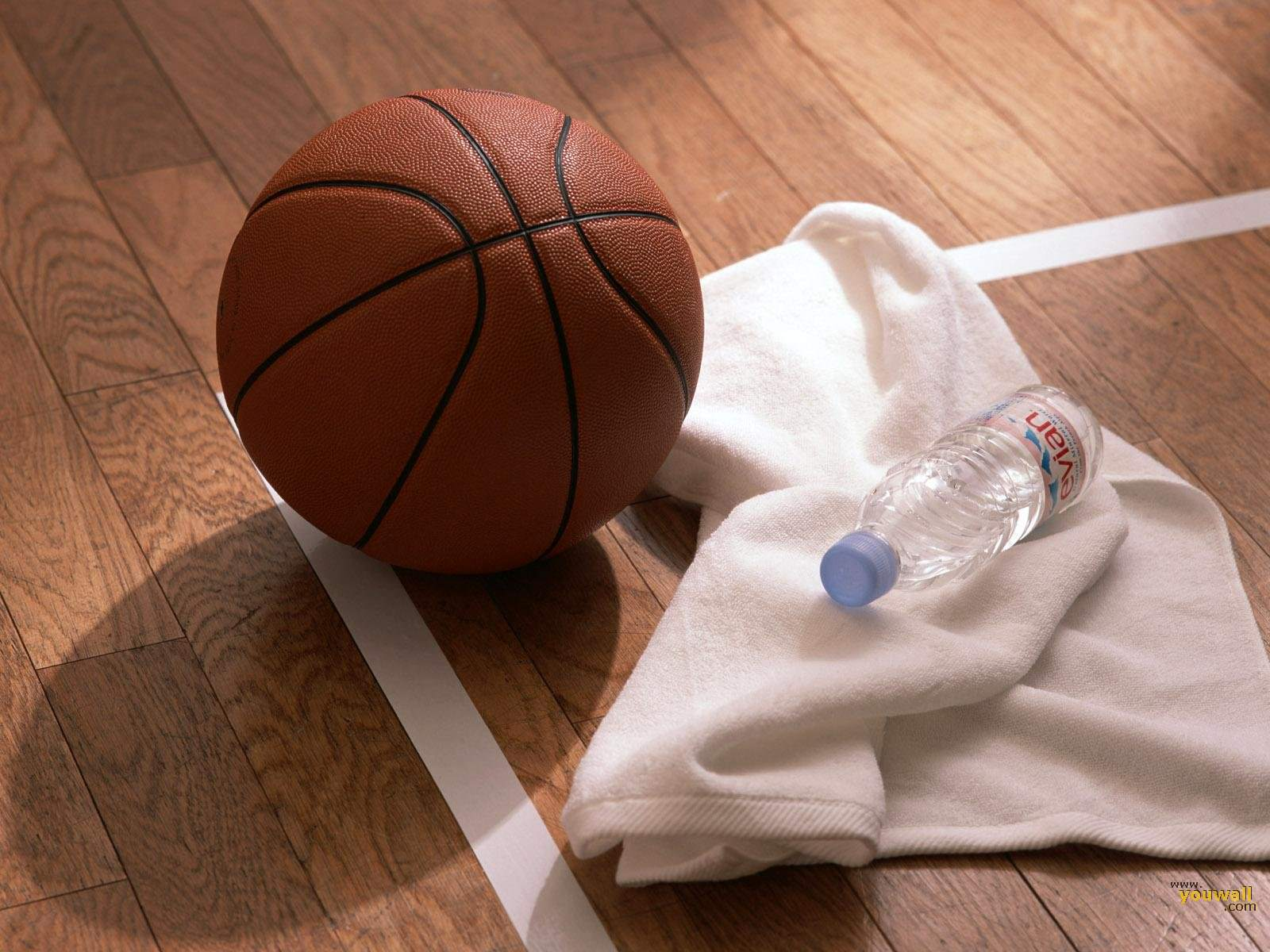 Basketball HD Background Image