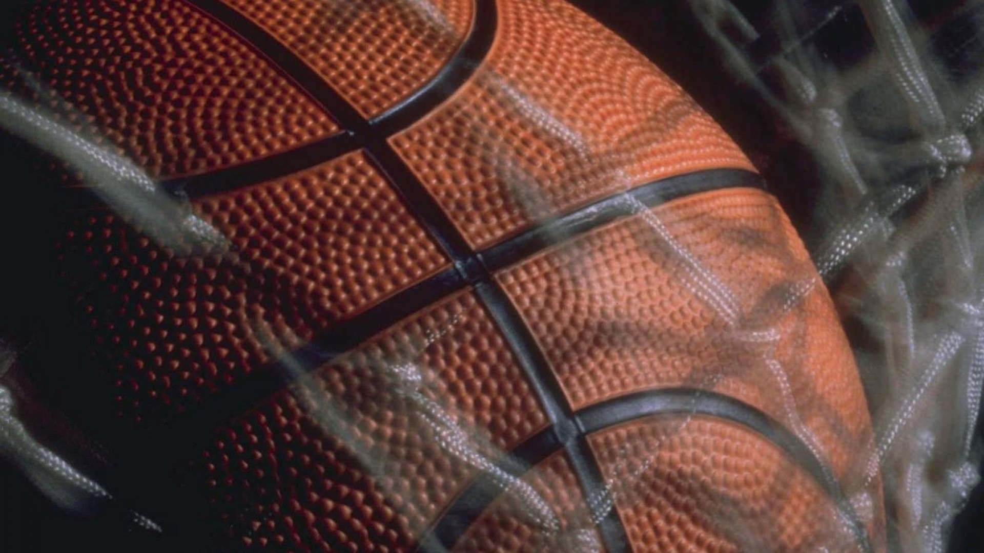 Grid Basketball Background