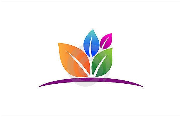 Amazing Leaf Logo