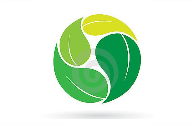 Awesome Leaf Logo