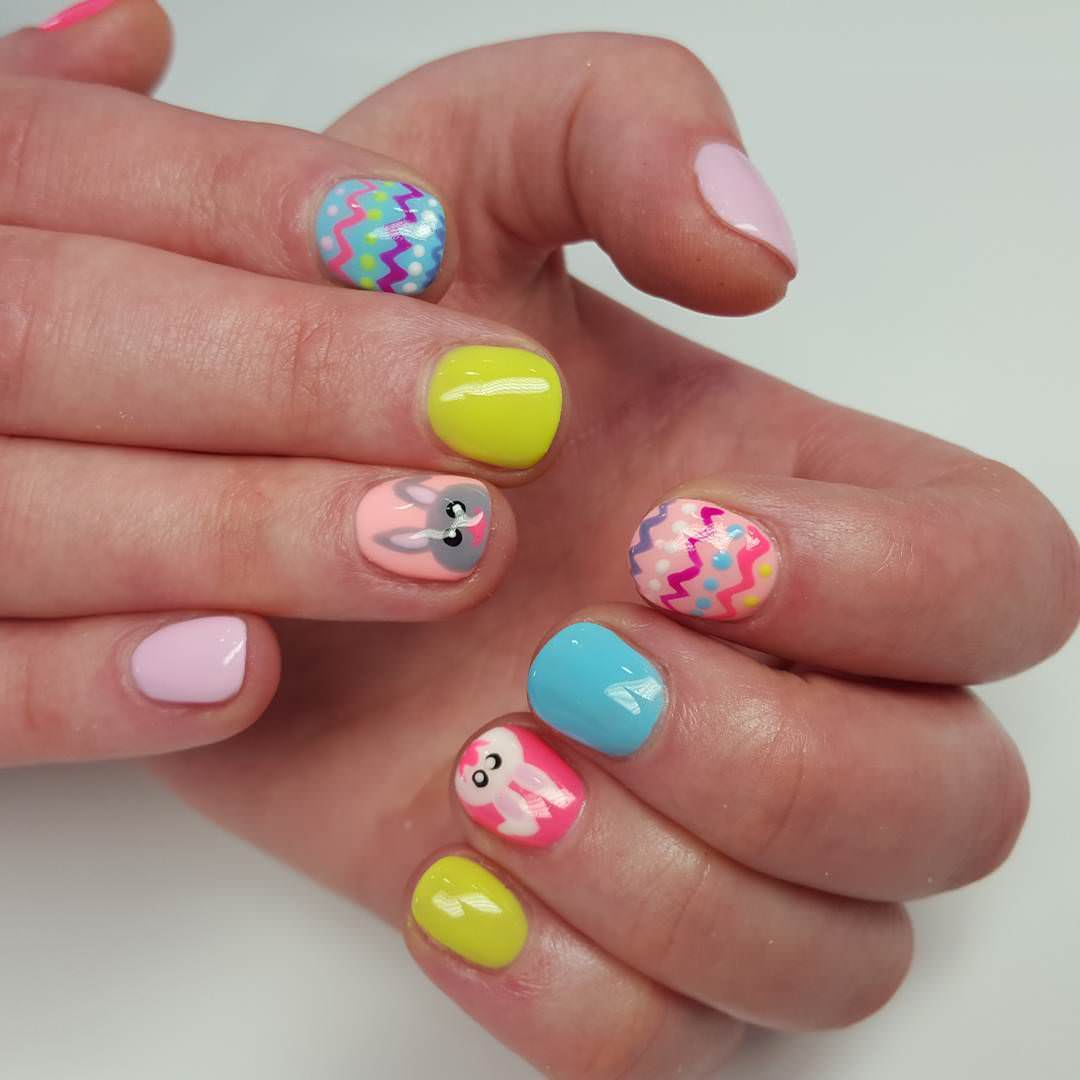 awesome design nail art