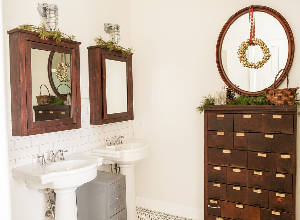 Rustic Bathroom Sink Vanity Ideas