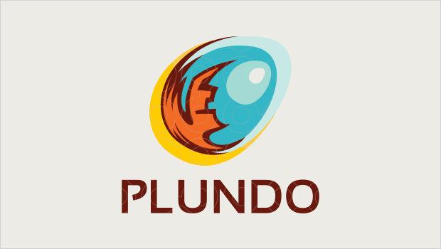 Premium Plundo Design Logo