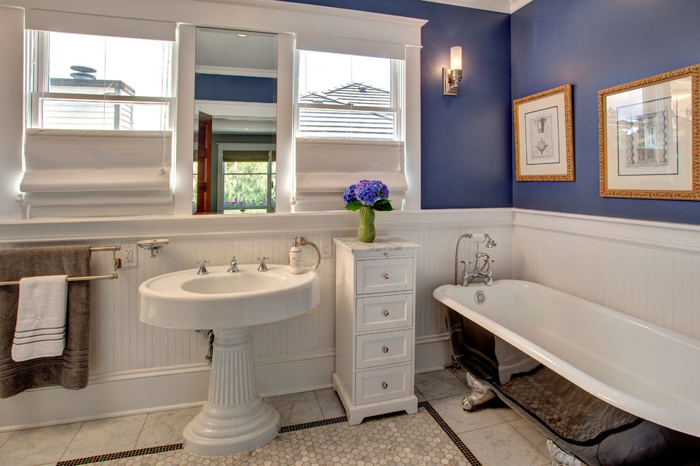 amazing pedestal sink designs
