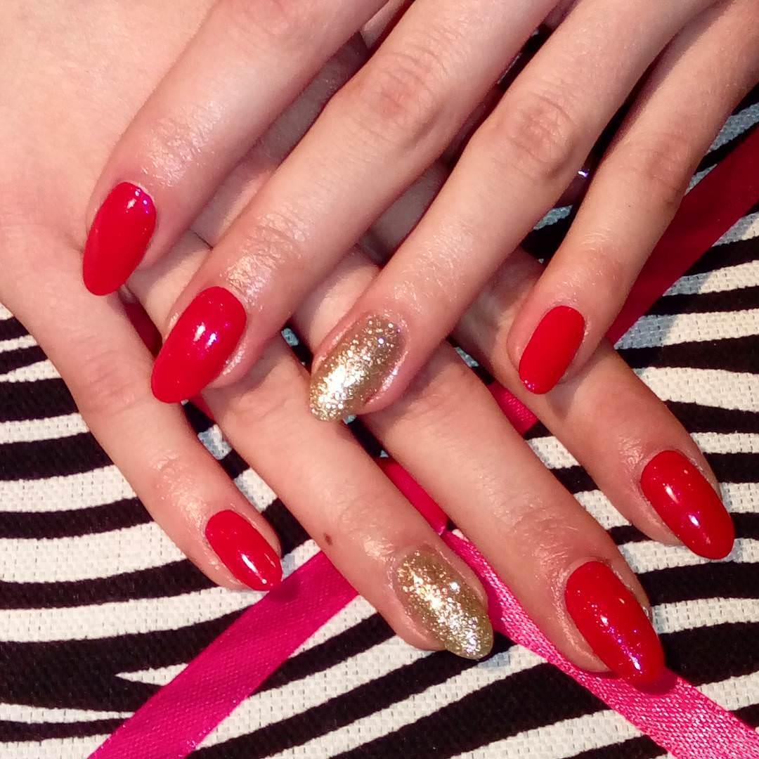 fashionable nail design art