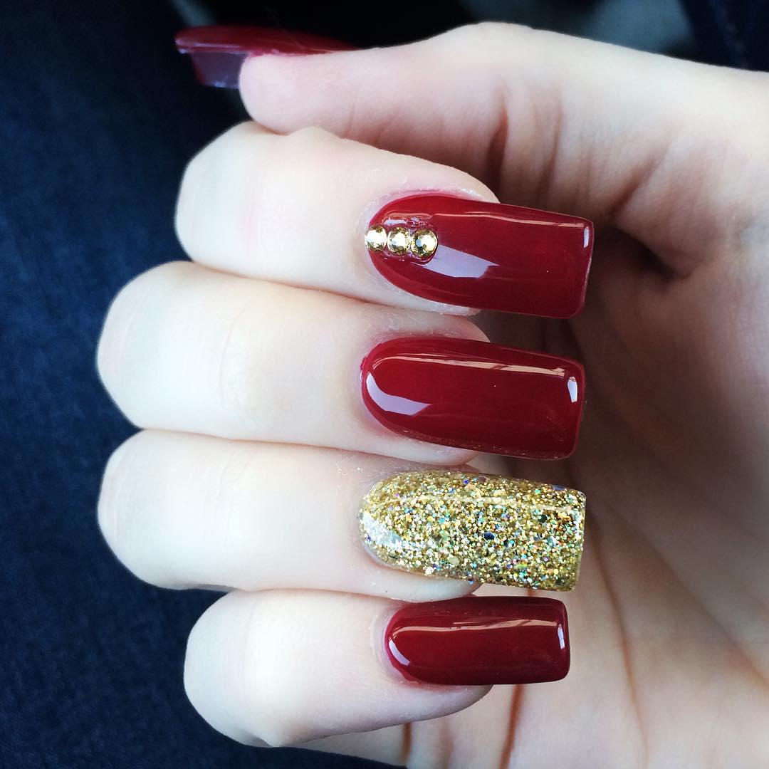 lovable nail design for women