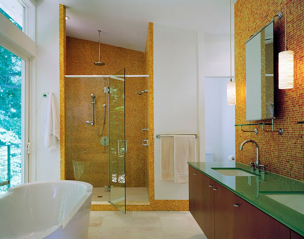 Bathroom Shower Glass Door Designs