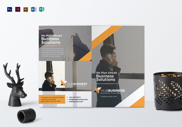 bi fold brochure template indesign - 23 corporate brochure design psd download design