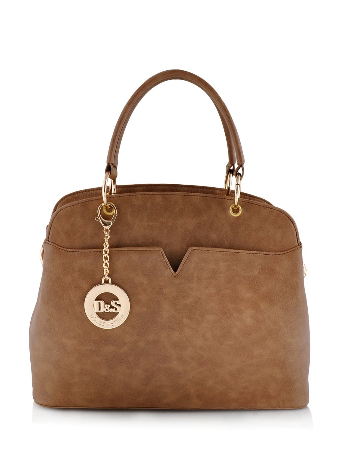 Trendy Brown Handbag