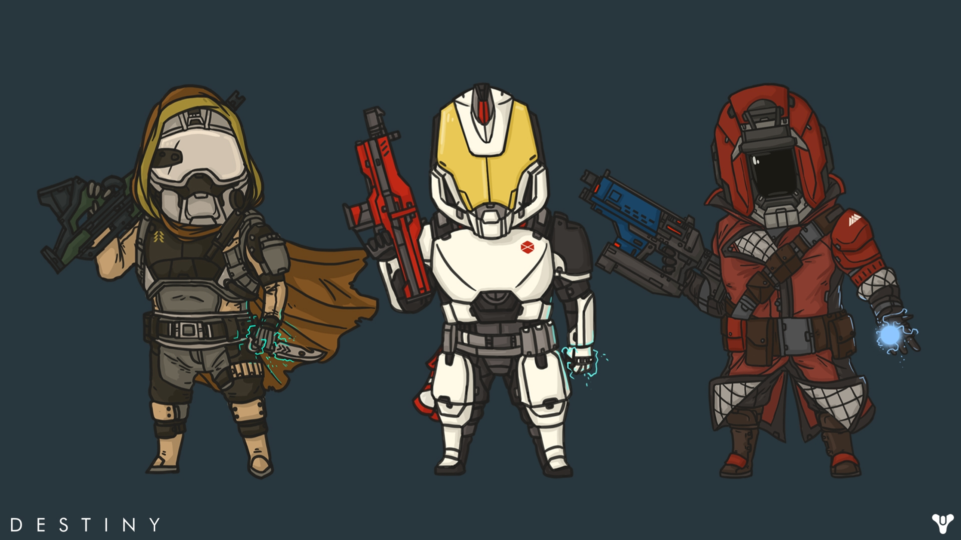 cute destiny wallpaper