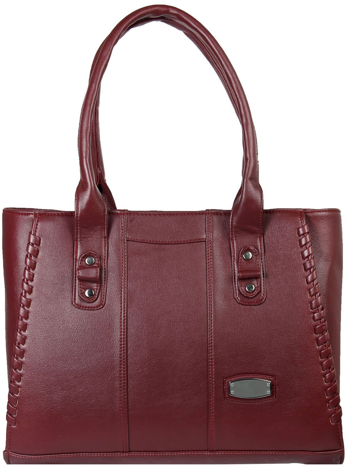 Attractive Louise Belgium Brown Handbag