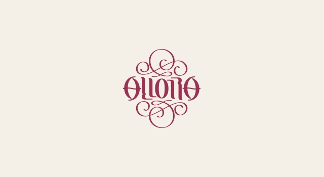 business use ambigram logo