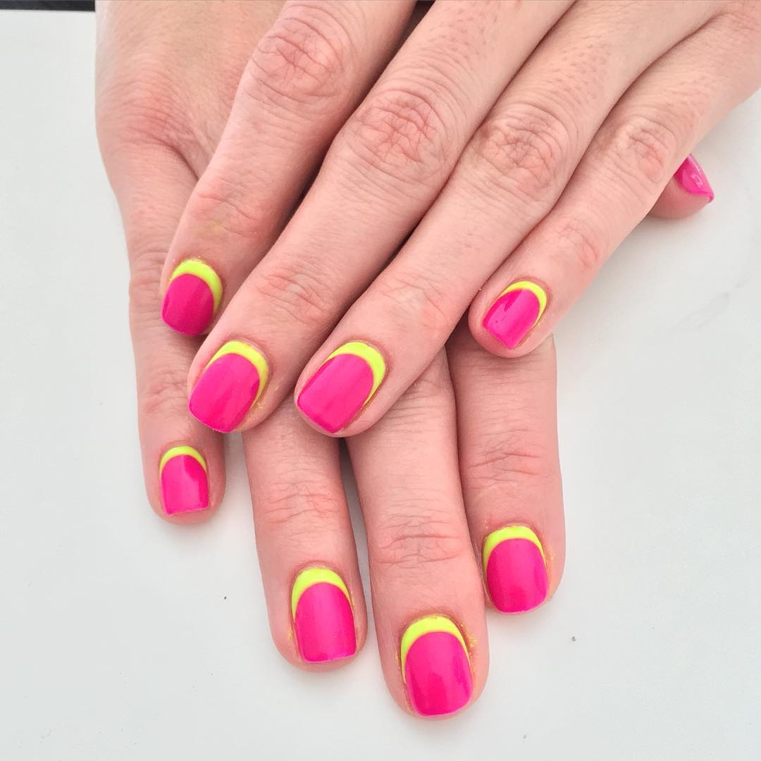 Cool Summer Nail Designs