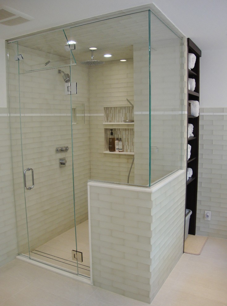Shower Glass Enclosures Frameless Ideas