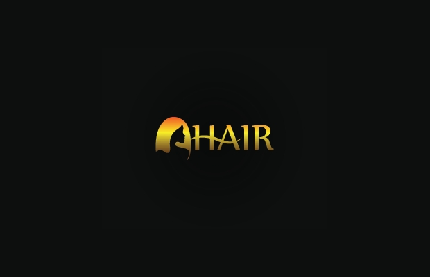 Beautiful Hair Logo Design