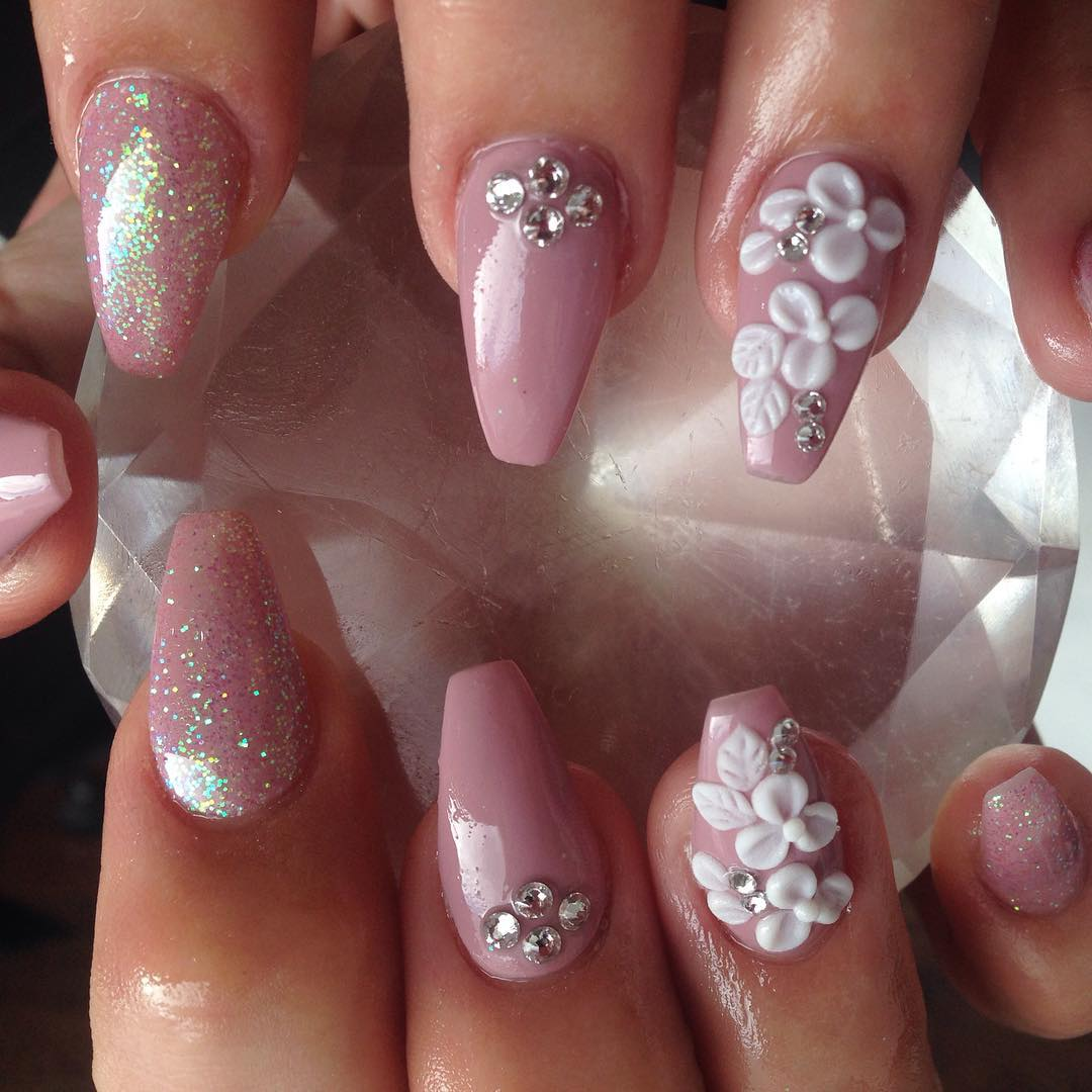Fabulous Nail Design For Medium Nails