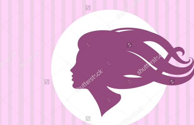 Stunning Hair Logo Design