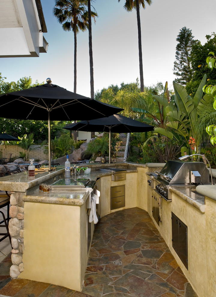 22 Outdoor Kitchen Bar Designs Decorating Ideas