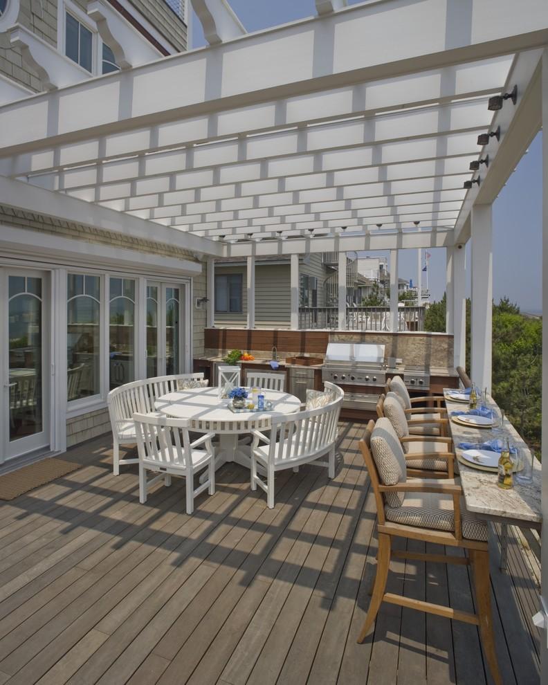Outdoor Kitchen Designs Pictures: 22+ Outdoor Kitchen Bar Designs, Decorating Ideas