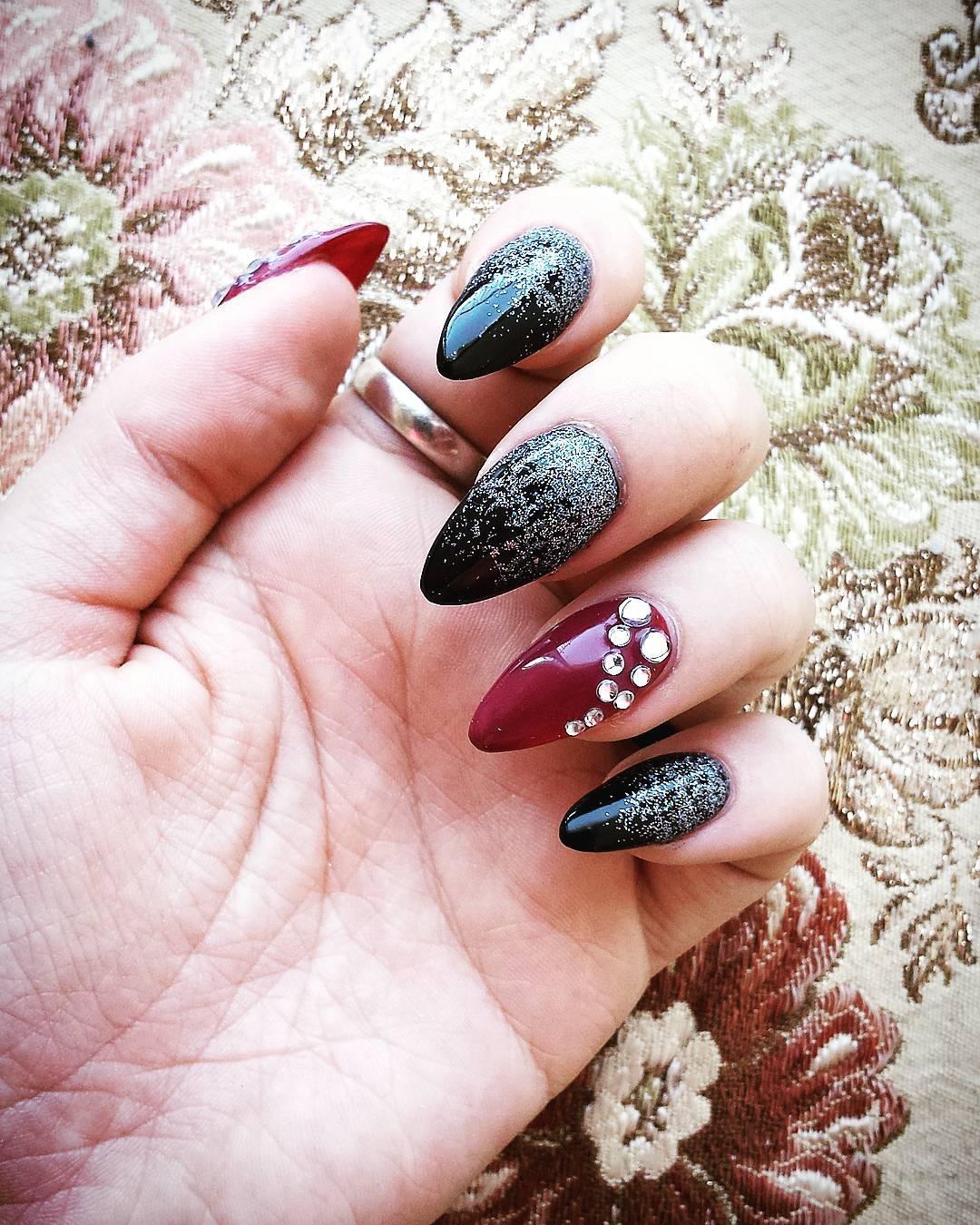 Awesome Designed Nail Art Idea