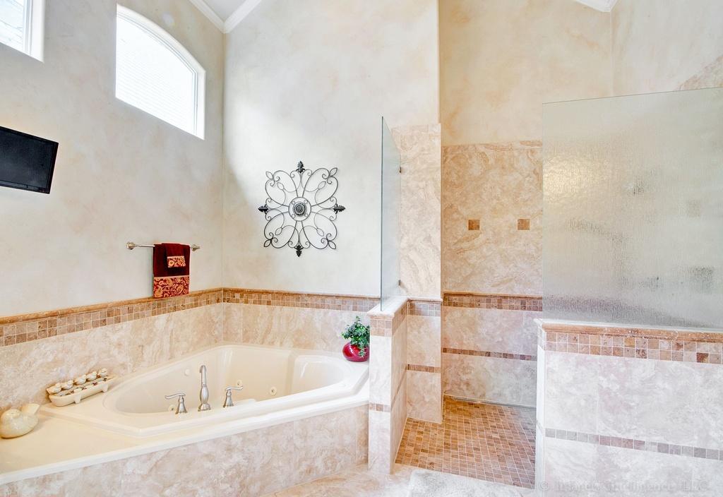 Mediterranean Marble Bathroom Designs