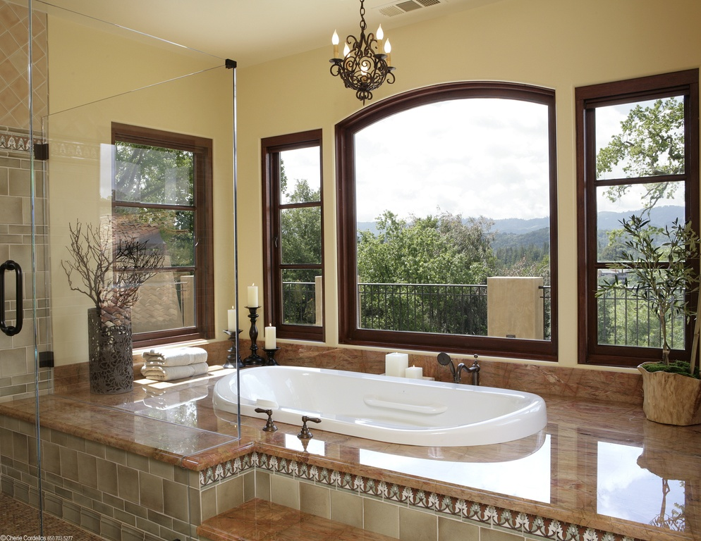 Bathroom Design Ideas: 24+ Mediterranean Bathroom Ideas
