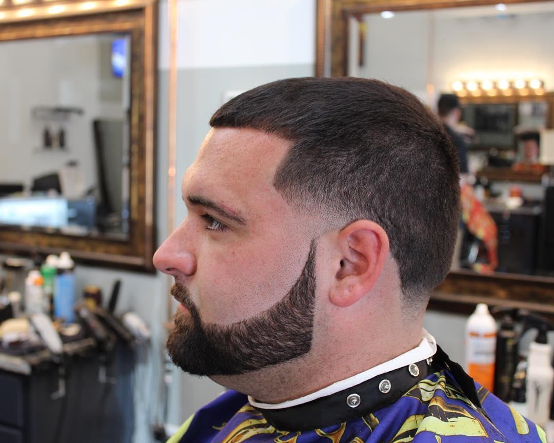 Wonderful Bald Taper Hair