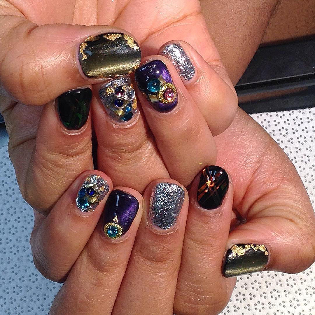 Celebrity Nail Design For Celebrities