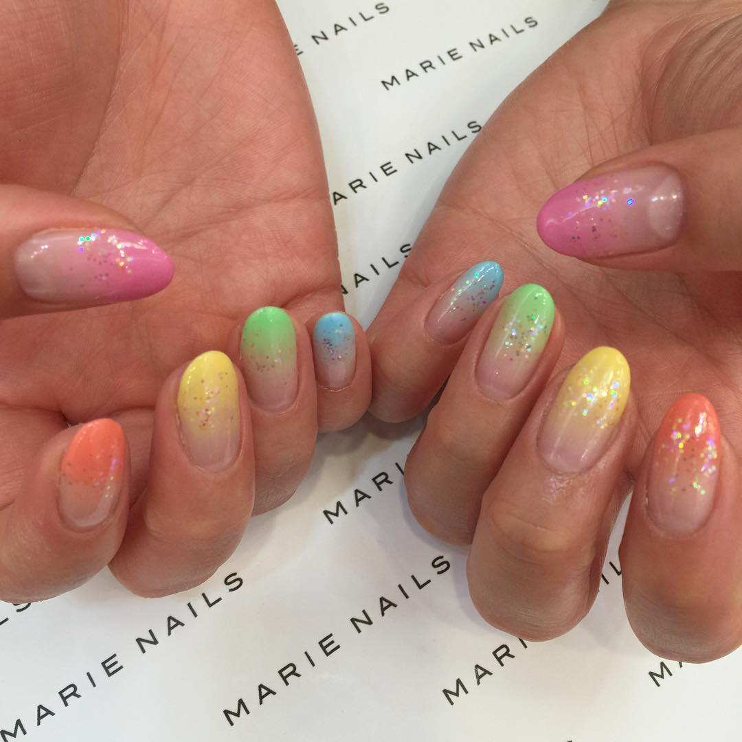 Amazing Nail Design For Summer
