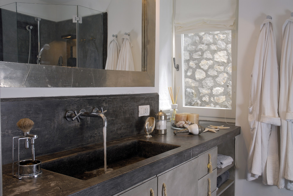 Mediterranean Bathroom Faucets Model