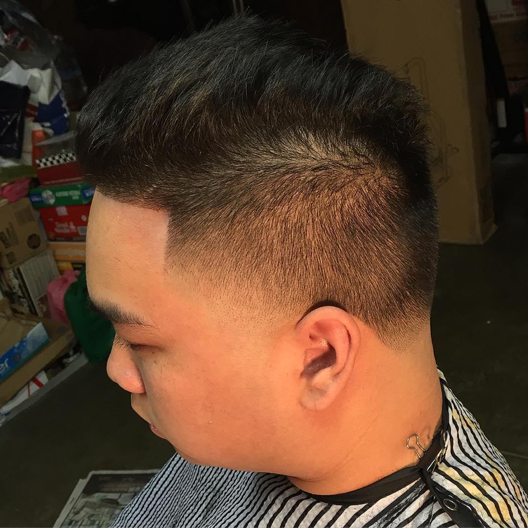 Short Clean and Classy Balck Hair