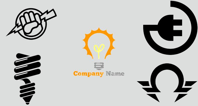 collection of best electrical logo designs design trends premium rh designtrends com electrical logos pictures electrical logos clip art