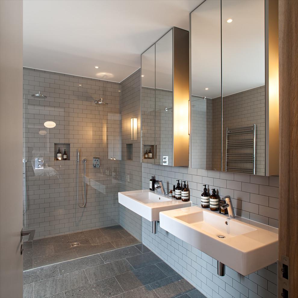 Modish Double Vanity Sink Designs