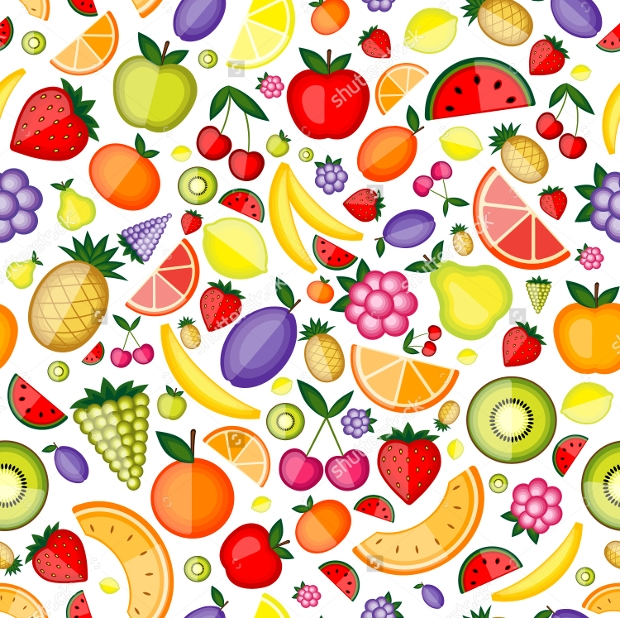 Fruit Pattern for Your Design