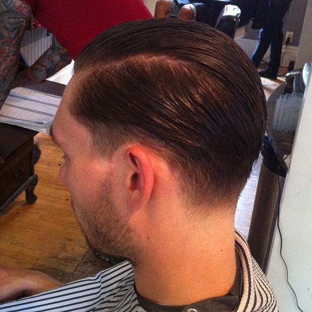 wonderful classic haircut for teenagers