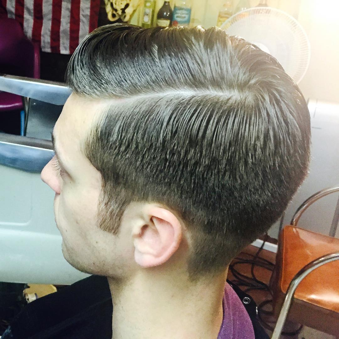 Creative Fades for Young Men