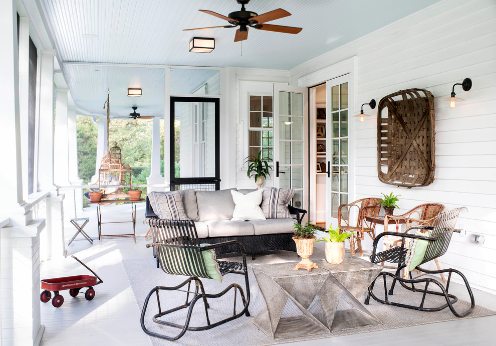 traditional porch furniture plans