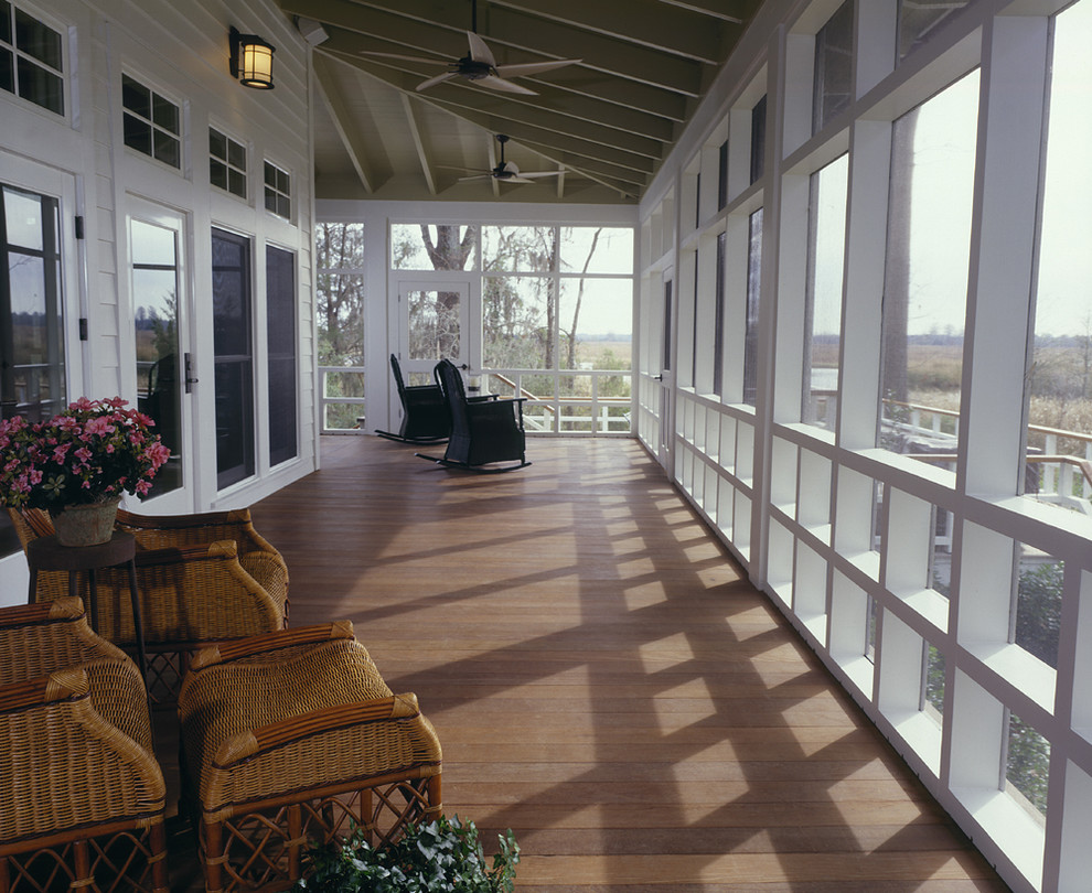 Interior porch designs