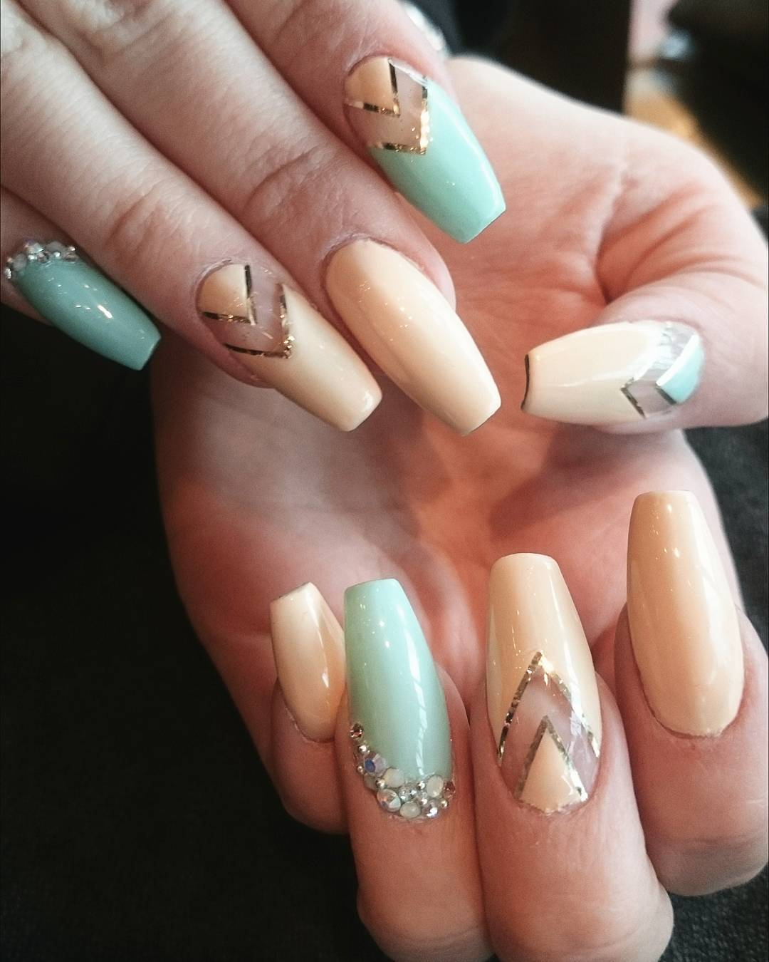Trendy Acrylic Nails 2016 | Best Nail Designs 2018