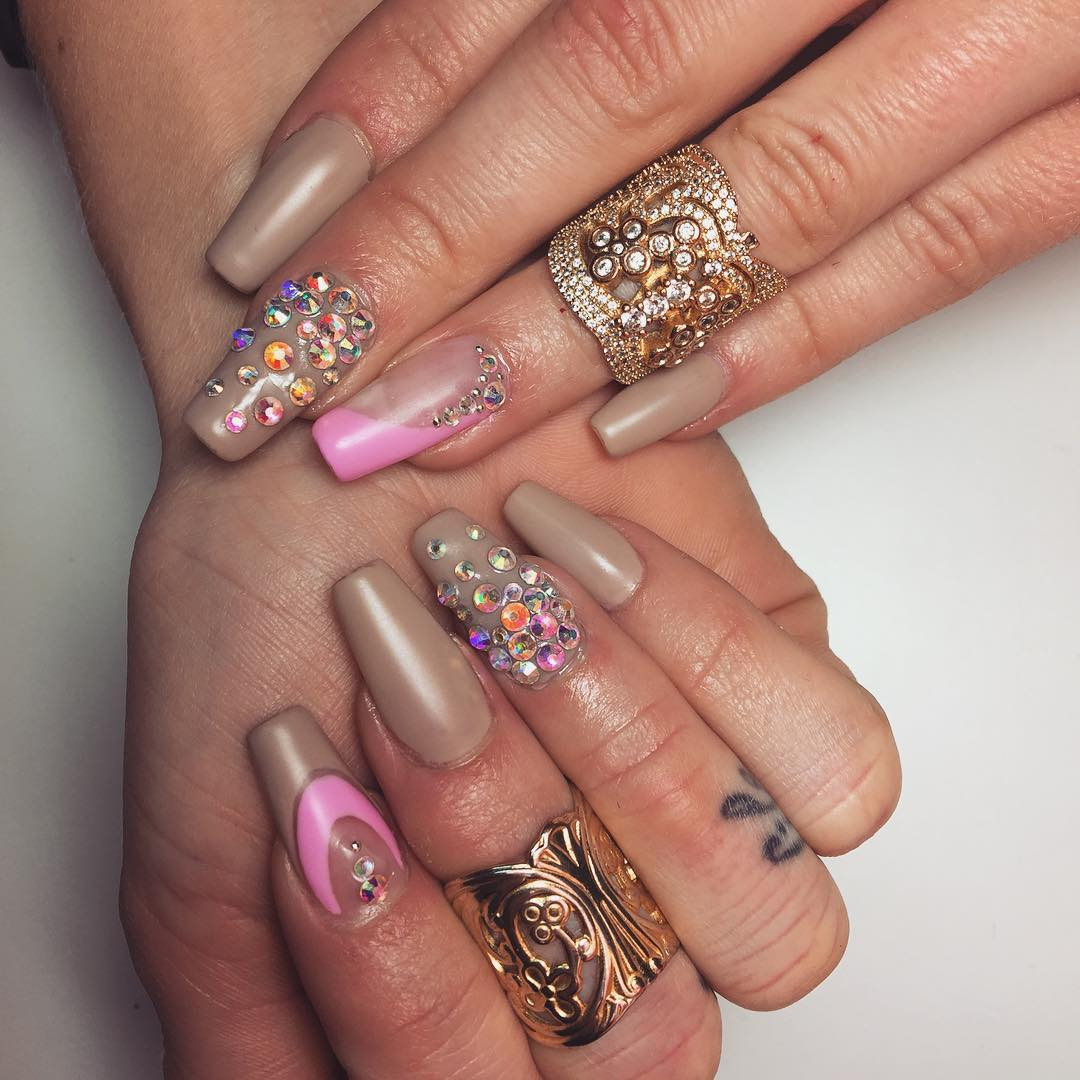 Beautiful Design Nail Art